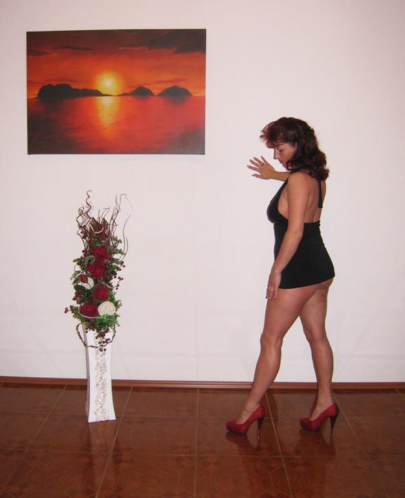 Sinnliche Massage mit Manuela